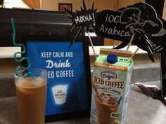 International Delight Caramel Macchiato coming right up! #WhatsYourID #IcedDelight #Coffee