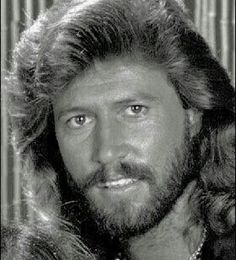 Barry Gibb back in the day...