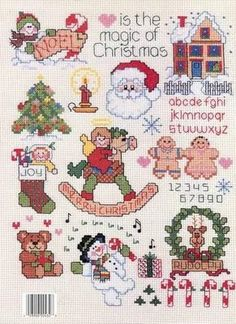 My treasures: cross stitch Graphics