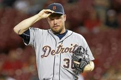 Could Alex Wilson step in to help Tigers' beleaguered rotation? 'It's been discussed'