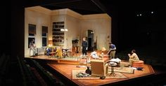The Odd Couple. Dall - The Odd Couple. Dallas Theatre Center. Scenic design by…