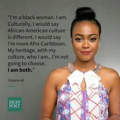 Tatyana Ali  | 9 Famous Faces On The Struggles And Beauty Of Being Afro-Latino: The reality of being Black AND Latino in the entertainment industry
