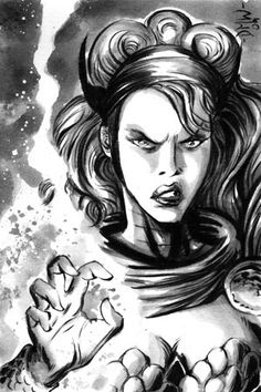 circe drawing - Google Search