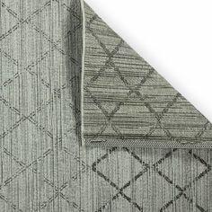 2,975R Obsessions Contemporary Carpet Silver & Grey - FabFurnish.com