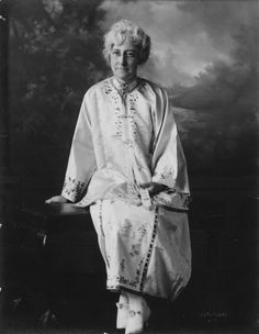 Historical Photos - Donaldina Cameron House - Picasa Web Albums possibly Genthe Portrait