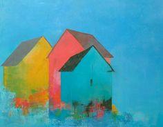 """DANGELO, Michele, """"Salt Breeze"""", 24"""" x 30"""", oil on linen. Edgewater Gallery"""