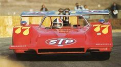 Chris Amon, March 707 Chev. CanAm 1970(unattributed)...