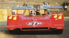 Chris Amon, March 707 Chev. CanAm 1970(unattributed)...