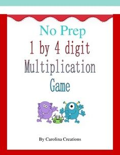 Music Alphabet Worksheets Excel This Packet Includes  Worksheets With Answer Keys A  Free Worksheets For Year 1 Pdf with Metrics And Measurement Worksheet Excel No Prep Freebie Multiplication  By  Digit Game Nbt Food Pyramid Worksheets For Kids Pdf