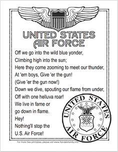 For Military Moms: Free Printable Version of Edgar Albert