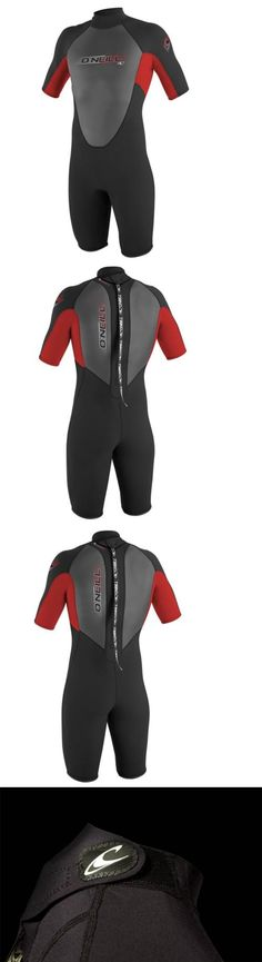Youth 47355: O Neill Wetsuits Youth 2 Mm Reactor Spring Suit -> BUY IT NOW ONLY: $90.68 on eBay!