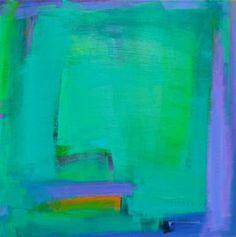 """Saatchi Art Artist Katherine Evans; Painting, """"Seek Silence"""" #art"""