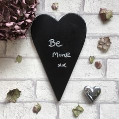 Our lovely Chalkboard spray paint makes it easy to leave crafty and cute little notes for your special someone this Valentines Day! Chalkboard Spray Paint, Spray Paint Projects, Valentines Day, Notes, Crafty, Easy, Painting, Valentine's Day Diy, Report Cards
