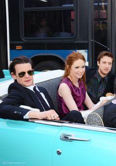 Matt, Karen, Arthur