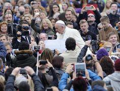 Papa pede que Igreja fique de 'portas abertas' (foto: ANSA)