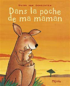 Un petit kangourou a bien du mal à quitter la poche de sa maman. Pourtant, elle essaie de lui montrer tout ce qu'il y a de merveilleux à découvrir à l'extérieur. Jusqu'au jour où une petite kangourou apparaît.