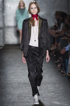 Marc by Marc Jacobs Spring 2014 RTW - Runway Photos - Fashion Week - Runway, Fashion Shows and Collections - Vogue Fashion Tv, Fashion Brands, Spring Fashion, Fashion Show, Fashion Design, Runway Fashion, High Fashion, Marc Jacobs 2014, Latest Mens Wear