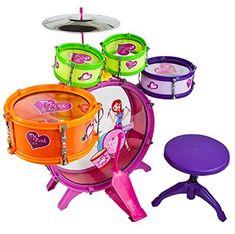 Best Toddler Drum Set! - Children's Drum Kit!
