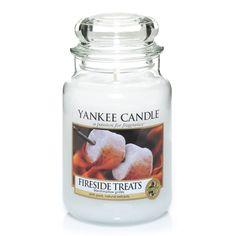 Yankee Candle Fireside Treats Der Spaß am Zelten.... fasziniert vom Lagerfeuer, Gesang und Gelächter, während süße Marshmallows perfekt und weich rösten!