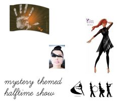 """mystery halftime show colorguard uniform"" by kathryn03 ❤ liked on Polyvore"