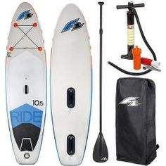 F2 Inflatable Sup-board F2 I-sup Peak Windsurf (Set mit Paddel Pumpe und Transportrucksack) F2F2