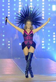Slay Kylie Minogue. Slay the Kardashians