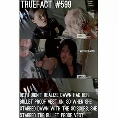 TWD True Fact #599. The Walking Dead season 5 midseason finale.