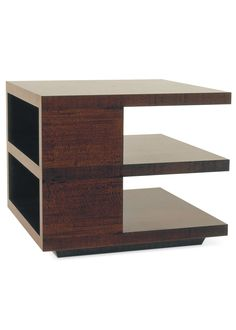 Sculley 3 Tier Table (#KJ4011) by Kerry Joyce | Side Tables | Dessin Fournir Companies