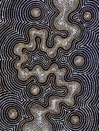 Aboriginal Art Painting by Tammy Matthews