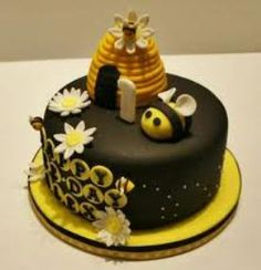 Bumble Bee Cakes - The Organic Cake Company - Food North Wales