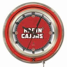 Holland 19 in. College Wall Clock - CLK19