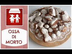 Ossa di Morto Siciliane ( Biscotti/ Dolci) 2C+K - YouTube