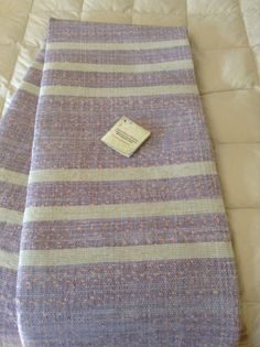 Handwoven Queen Catalogne French Canadian by handwoventhreads