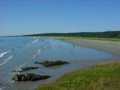 Point Michaud Beach, Cape Breton, Nova Scotia
