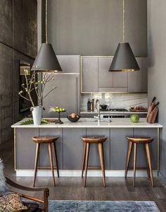 Perfectly Designed Modern Kitchen Inspiration 8