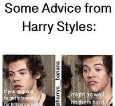 I like that advice