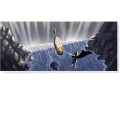 Blue Sky Disney: Incredible Art: Syndrome's Island...