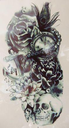 22 Best Sleeve Tattoos For Women - Nadine Schmitt - # Sleeves # Best . - 22 Best Sleeve Tattoos For Women – Nadine Schmitt – … – Sleeve tattoos - Tattoos For Women Half Sleeve, Best Sleeve Tattoos, Tattoo Sleeve Designs, Women Sleeve, Tattoo Sleeves Women, Anchor Sleeve Tattoo, Unique Tattoos For Women, Half Sleeve Tattoos Military, Half Sleeve Tattoos Sugar Skull