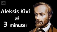 Aleksis Kivi on suomalaisen kirjallisuuden edelläkävijä. Finnish Language, Writing Prompts, Literacy, Roman, Literature, Classroom, Teacher, Education, Learning