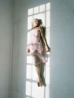 1 GRANARY ISSUE 3 Model wears Simone Rocha Photography and styling HART+LËSHKINA