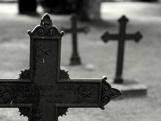 A graveyard in Karjaa, Raasepori.
