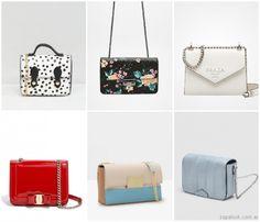 e7a293612ad Hoy te presentamos las tendencias que se vienen en moda de carteras para la  primavera verano