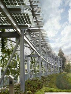 NASA Sustainability Base / William McDonough   Partners and AECOM