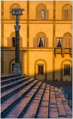 Piazza del Duomo - Foto di Peter Hildebrand su FotoCommunity - http://fc-foto.it/15361020 - #Siena #Toscana #PiazzaDelDuomo