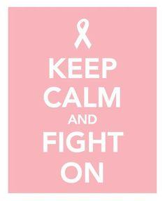 Fight back against cancer