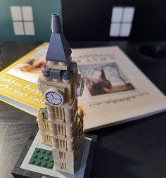 Medzi naše ❤️ patrí aj Jo Nesbo a Lego Architecture. Aj keď takto krásne nefotím ja, ale naša klientka @Silvia Prelovská A od nej je aj tip na čítanie a stavanie - Veľká lúpež zlata Doktora Proktora sa odohráva akurát pri Big Ben. Odporúčam vyskúšať! Čítanie spojené so stavaním si zamilujú aj vaše deti. Lego Architecture, Wood Watch, Big Ben, Wooden Clock