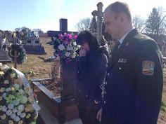 Ужгородський військком Журавльов відвідав родини загиблих солдатів