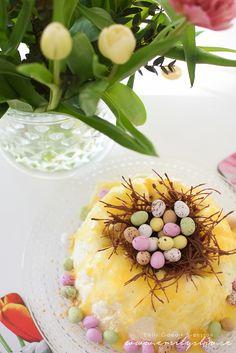 Cheesecake, Easter Celebration, Fika, No Bake Cake, Food Inspiration, Cake Decorating, Crafts For Kids, Deserts, Food And Drink