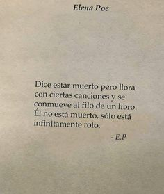 Poetry Quotes, Book Quotes, Words Quotes, Me Quotes, Sayings, Love Phrases, Pretty Words, Spanish Quotes, Some Words