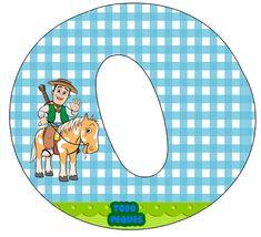 Letras La Granja de Zenon Abecedario para descargar gratis | Todo Peques Alphabet Templates, Kids Rugs, Symbols, Party, Erika, Farm Birthday, Diapers, Alphabet, Stickers